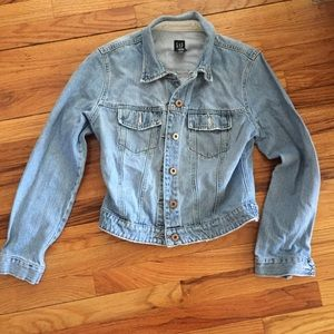 GAP Women's Jean Jacket